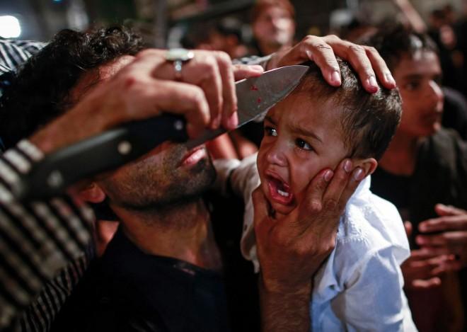 Ni sirota djeca nisu pošteđena šiitskog ludila