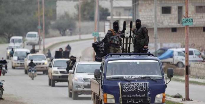 Nusra u Idlibu