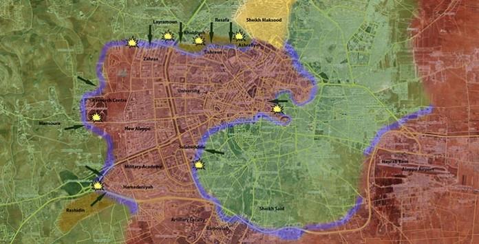 Mapa Halepa za 17 juni