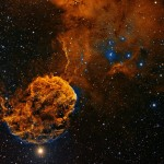 Ostaci supernove IC443