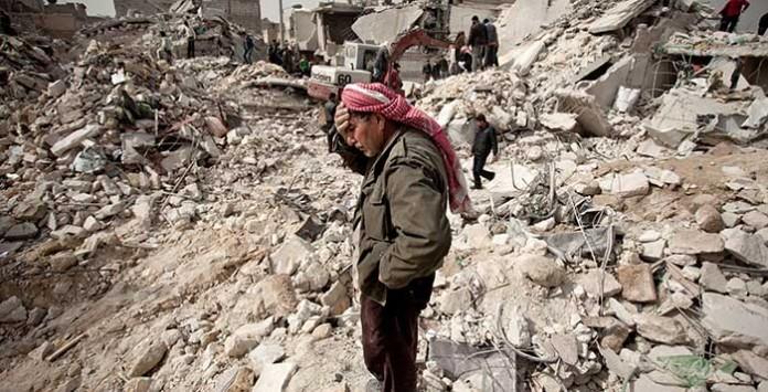 Sirija ruševine