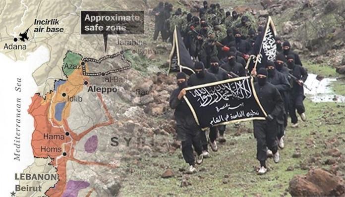 Nusra se povlaci sa fronta protiv IDIS-a