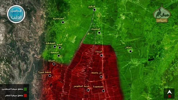 Stanje na visoravni Gab, 25. decembar