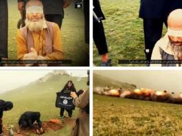 Talibani i clanovi plemena egzekutirani od strane IDIS-a 700