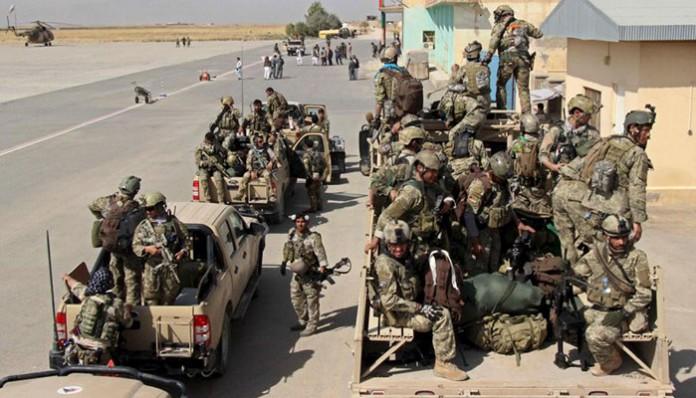 Afganistanska armija