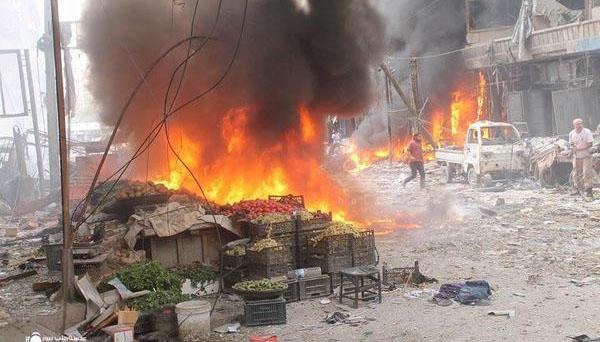 Al Shaar napad