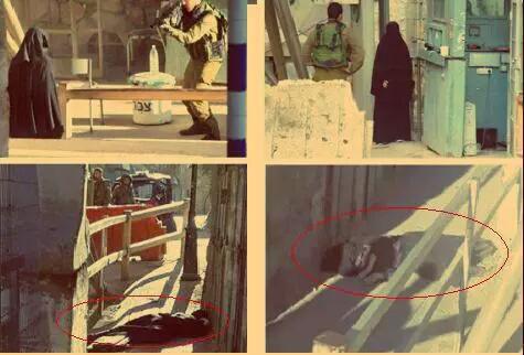 Palestinka upucana od strane židovskog vojnika u Hebronu