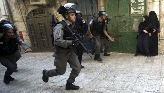 Izraelske snage usle u Al Aksu
