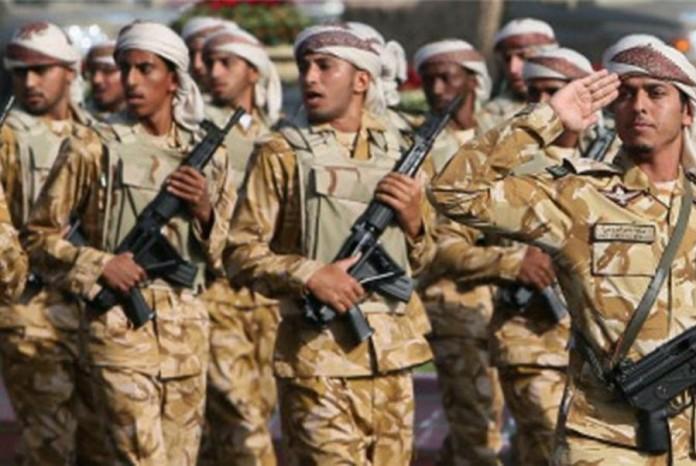 katar-vojnici
