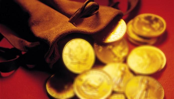 Kesa zlatnika i siromasan covjek