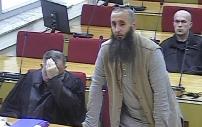Bilal Bosnic u Sudu BiH