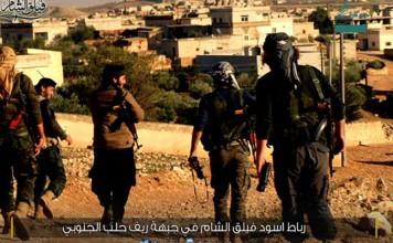 Borci Fejlekuš-Šama, džihadske skupine koja je dio Džejšul-fetha