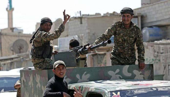 Kurdske snage