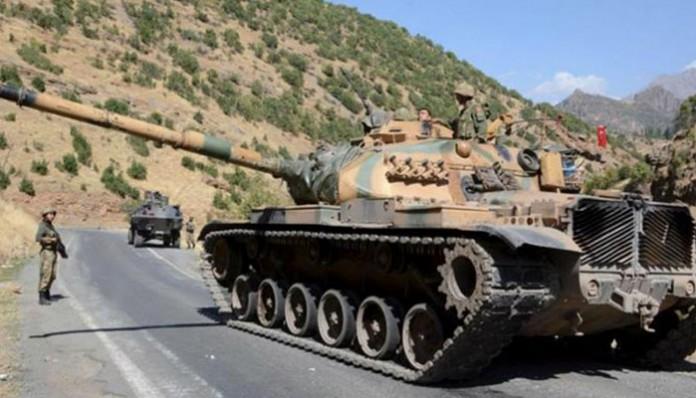 Turska ofanziva