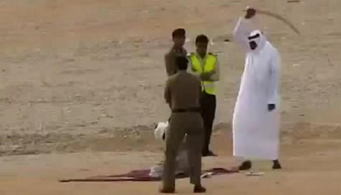 Egzekucija u Saudijskoj Arabiji