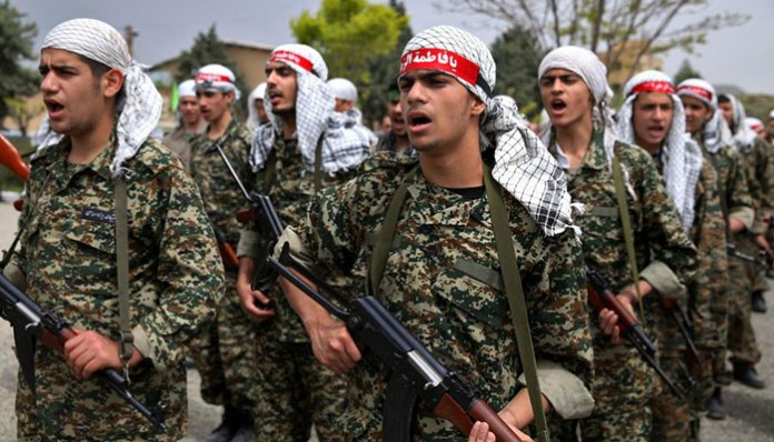 Iranska revolucionarna garda