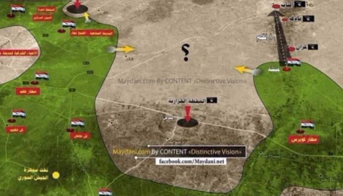 Ofanziva na Halep