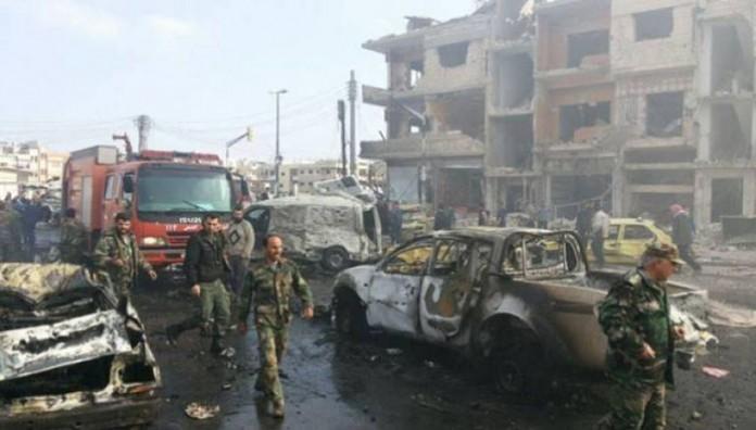 Homs-bombaski-napad