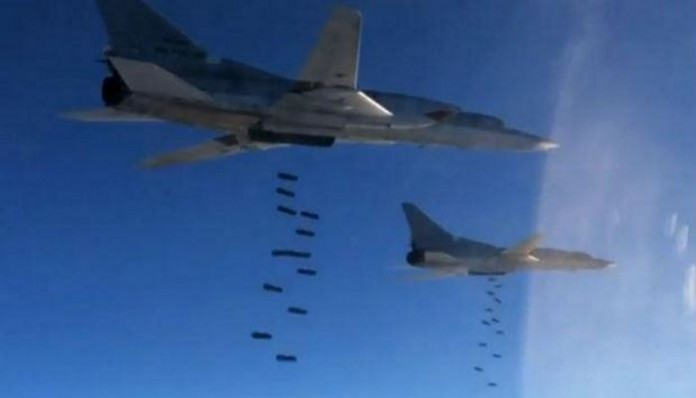 ruska avijacija u siriji