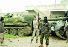Sirijski borci