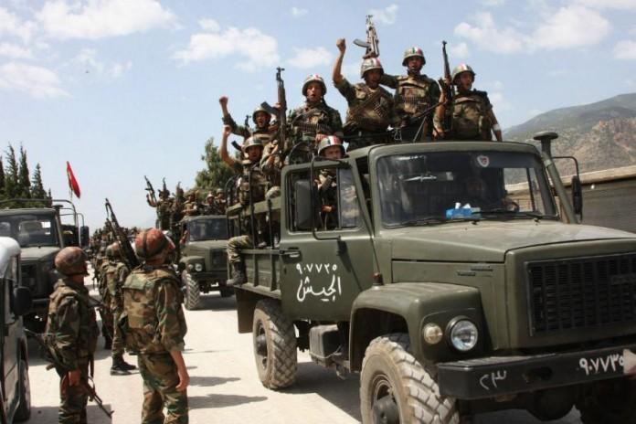 sirijska-vojska