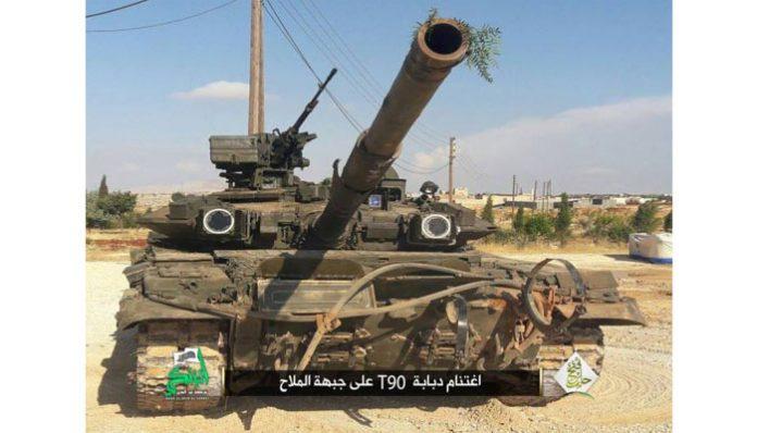 T90 ruski tenk