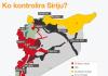 Mapa kontrole Sirije