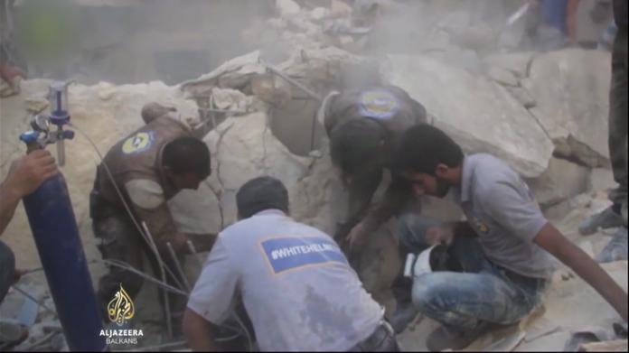 Sirija, stradanje civila u Halepu
