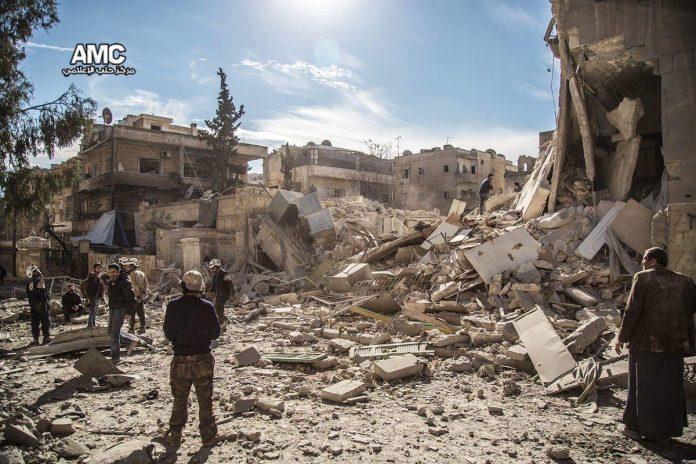 Rat u Siriji, bitka za Halep