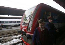 Srpski voz za Kosovo