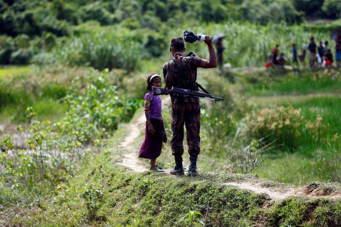 Ibjeglice, Burma, Mijanmar, genocid nad muslimanima Burme