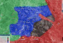 Mapa kontrole u Hami (24. oktobar 2017)
