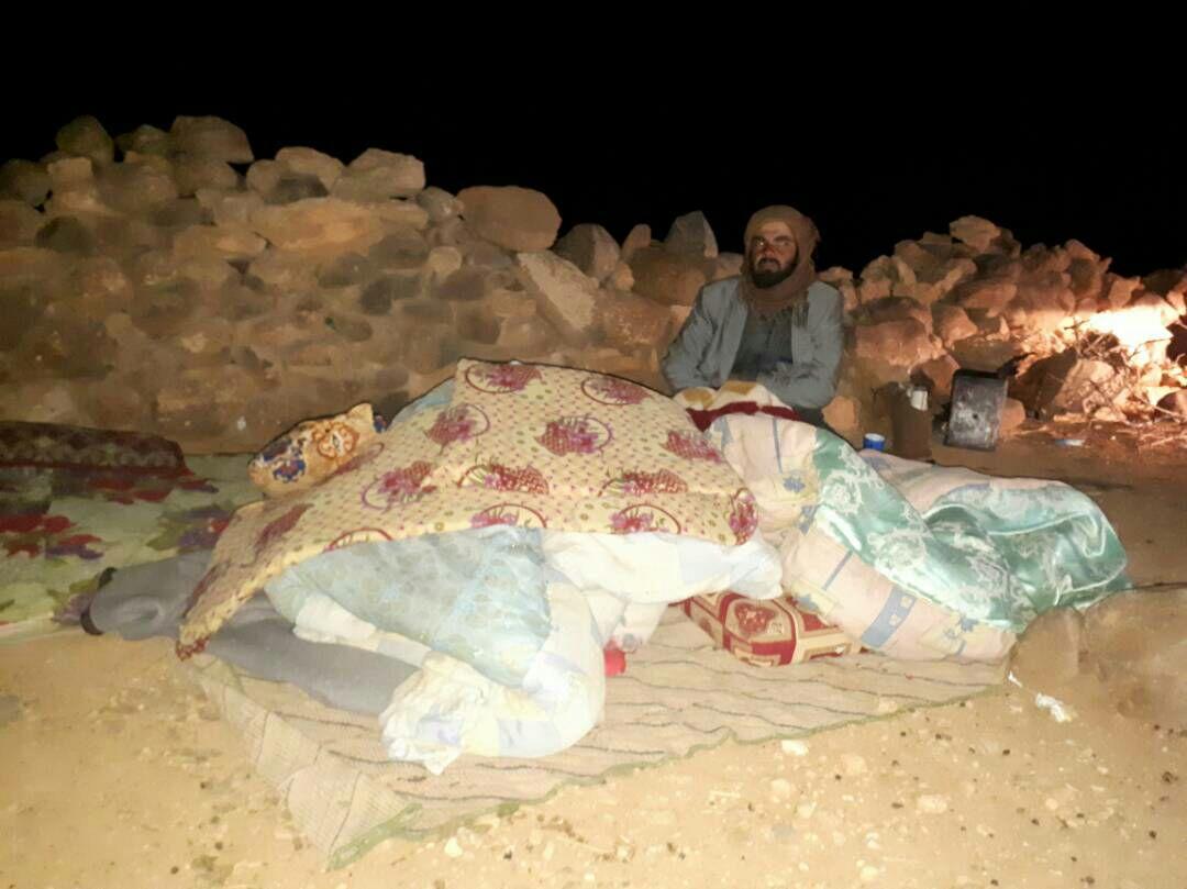 Zanoćili pod otvorenim nebom