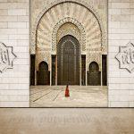 islam pv art wall muslimanka