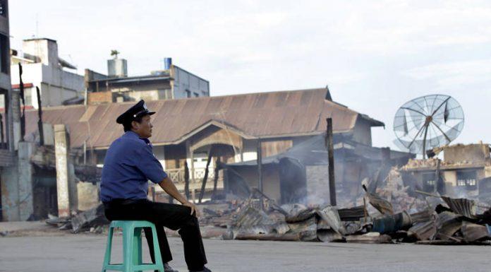 Budistički teroristi iz Mijanmara