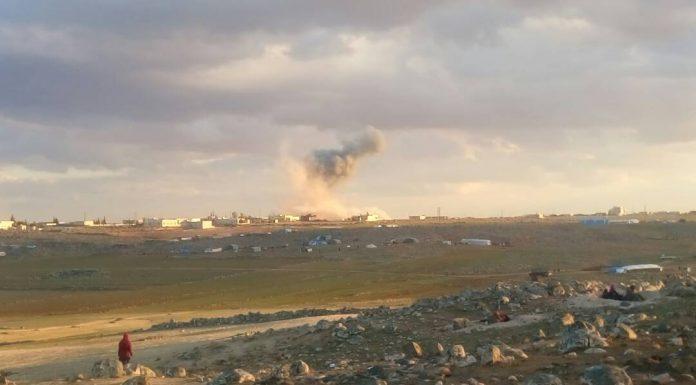 Sirijske porodice usred zime prisiljene da žive na otvorenom prostoru