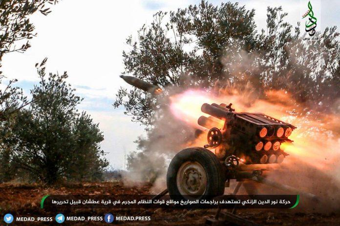 Kontraofanziva u Idlibu i Hami