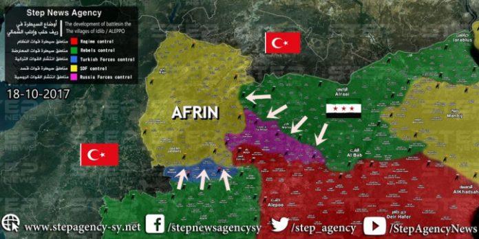 Ofanziva na Afrin