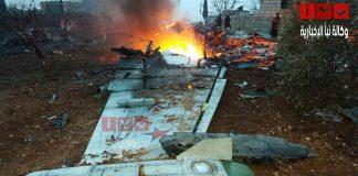 Oboren ruski avion u Idlibu