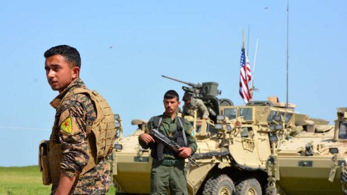 Pripadnici kurdske YPG milicije