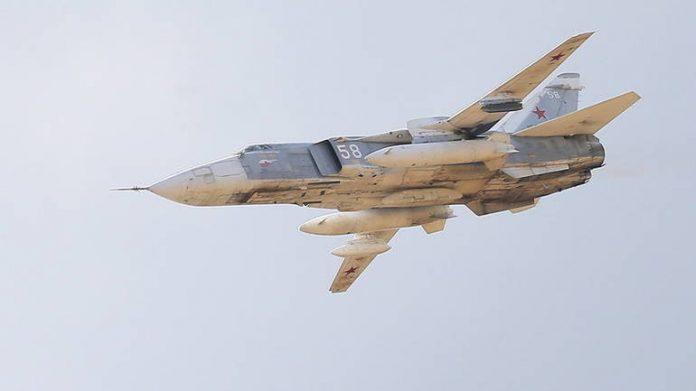 Ruski Su-24 bomber