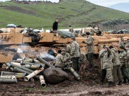 Turska vojska, Afrin