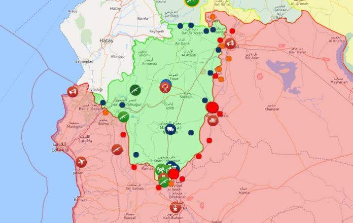 Idlib ofanziva